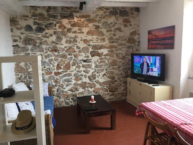 Spacieux T3 cosi, entièrement rénové, face au port de plaisance, casa vacanza a Port La Nouvelle