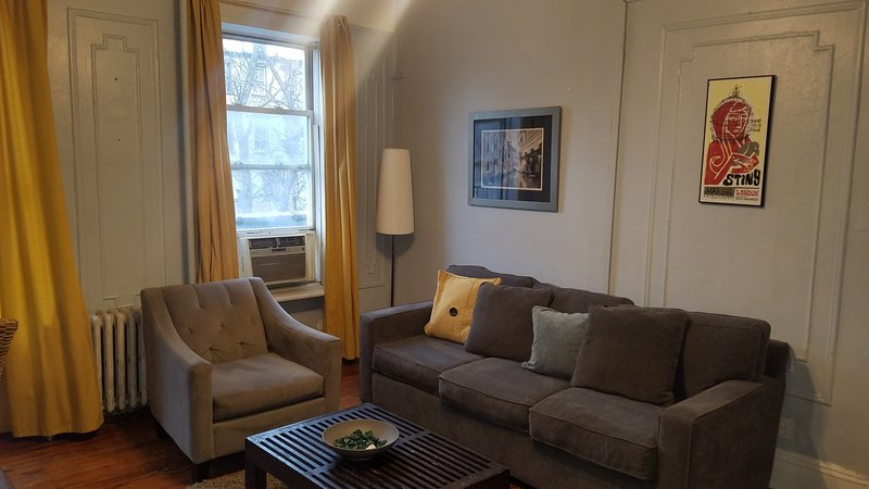 Elegant Modern two bedroom, vacation rental in Brooklyn