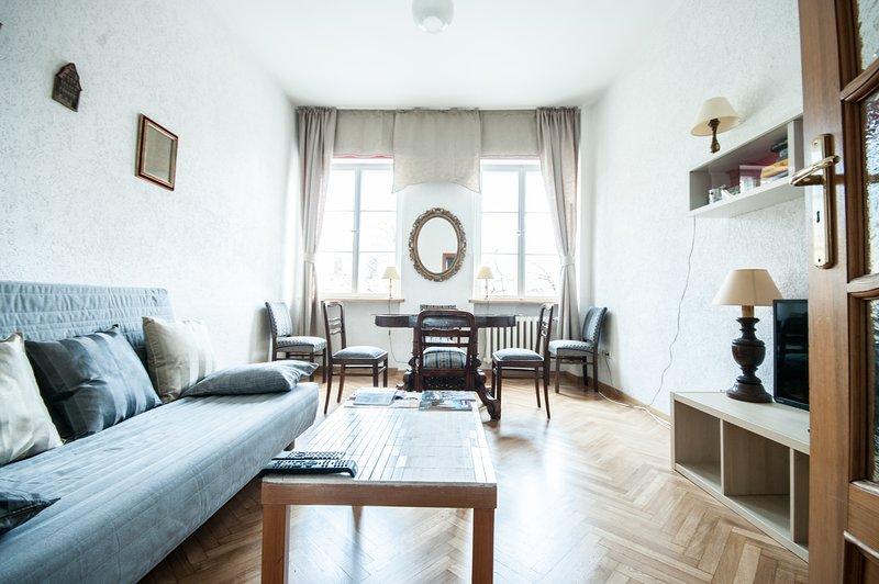 Varsovie-3 pieces- Vielle Ville, alquiler de vacaciones en Varsovia
