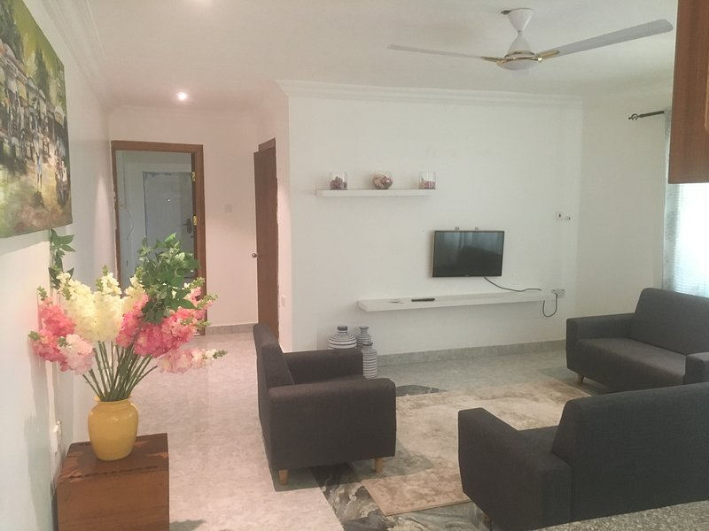 Cozy one bedroom in Accra, holiday rental in Teshie