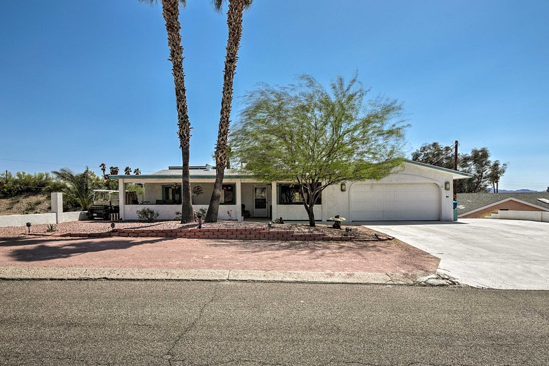 With an ideal location and unbeatable amenities, 'Havasu Down Under' can't be beaten!