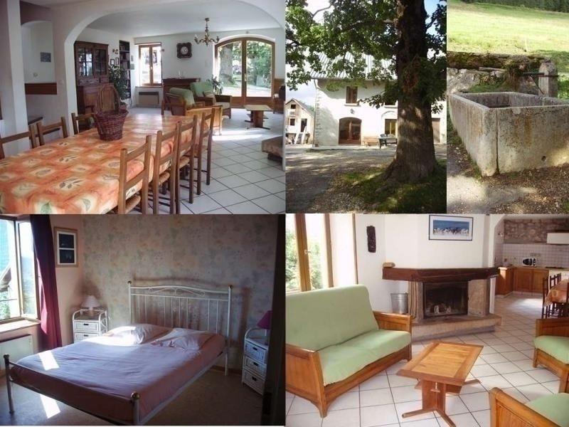 La Chenevarie, holiday rental in Claix