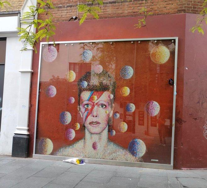 sanctuaire David Bowie