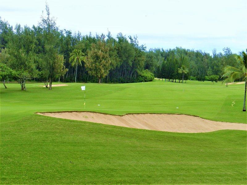 Turtle Bay Resort Campo de golf! 2 campos profesionales de golf de calidad a sólo 10 minutos en coche de distancia!