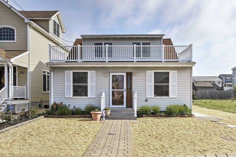 Book this vacation rental apartment for 6 on your next Ortley Beach getaway!