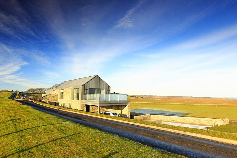 The Golf Lodge, Crail - a spectacular, designer house, holiday rental in Crail