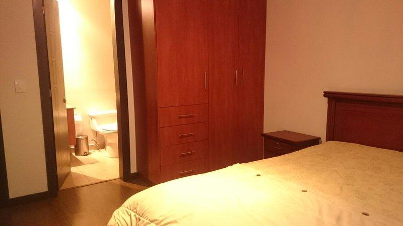 dep. suite bela, vacation rental in Quito