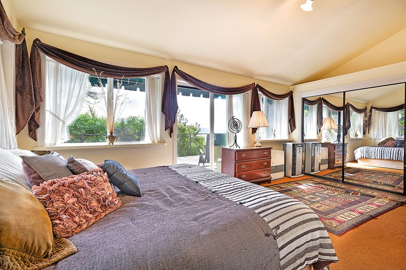 Lakeview Mountain Getaway, holiday rental in Hope