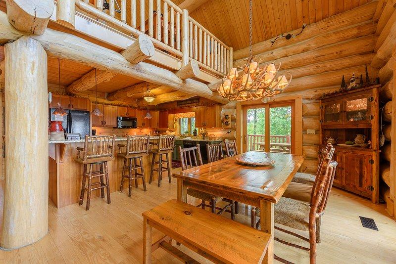 Spice Mountain Lodge Speisen und Küche