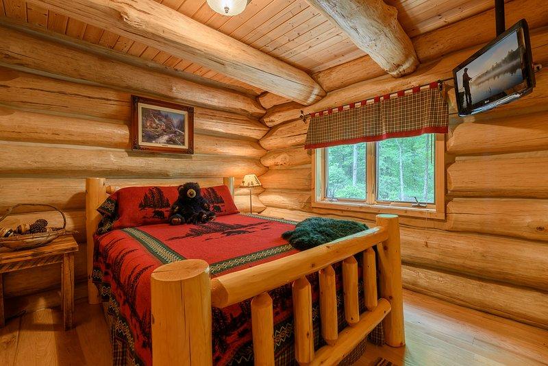 Schlafzimmer 1 auf Hauptebene