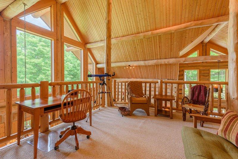 Loft in der Spice Mountain Lodge