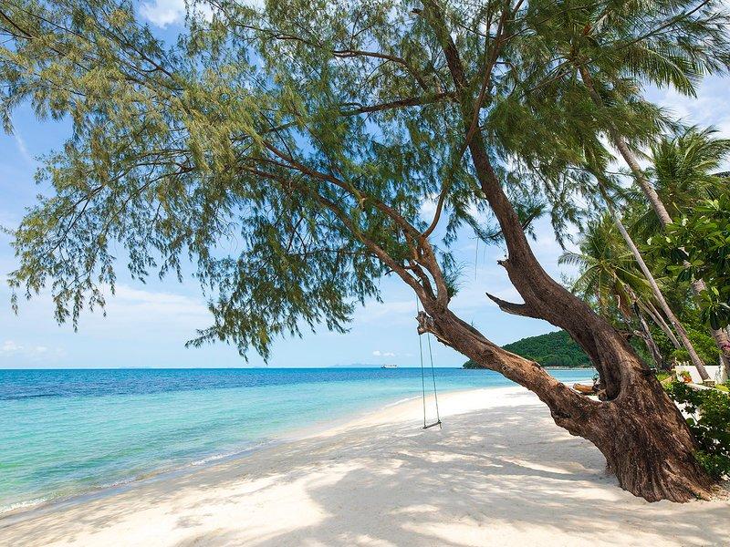 Waimarie - Spiaggia di sabbia bianca