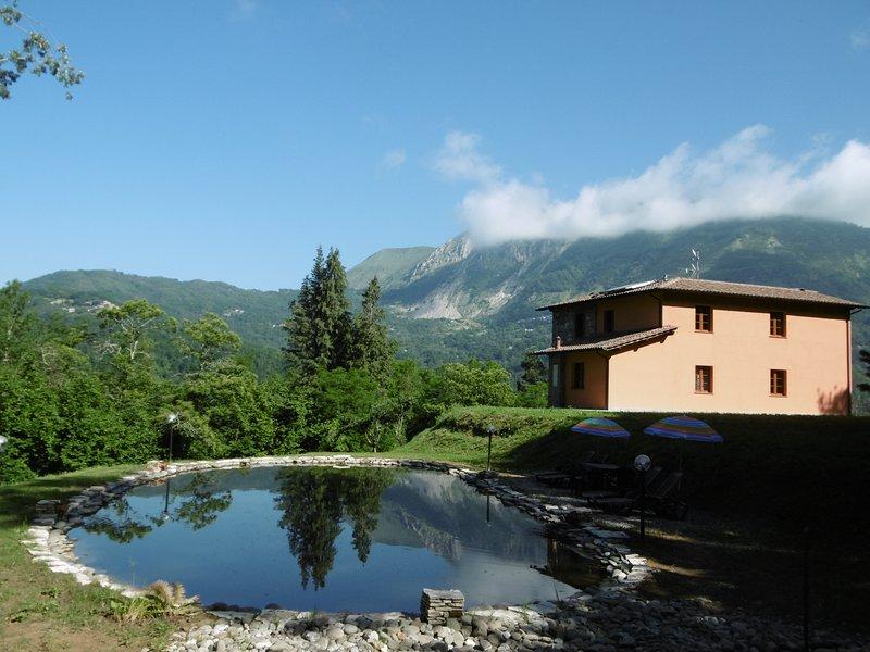 Villa Michaelis de Matrice, vacation rental in Abetone