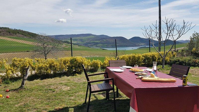 Casa Txema, Úgar, Valle de Yerri, Estella, Navarra, holiday rental in Ollogoyen