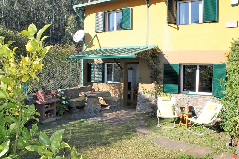 Perfect if seeking countryside tranquilty, walks and sun | Haybarn Cottage, holiday rental in Madeira