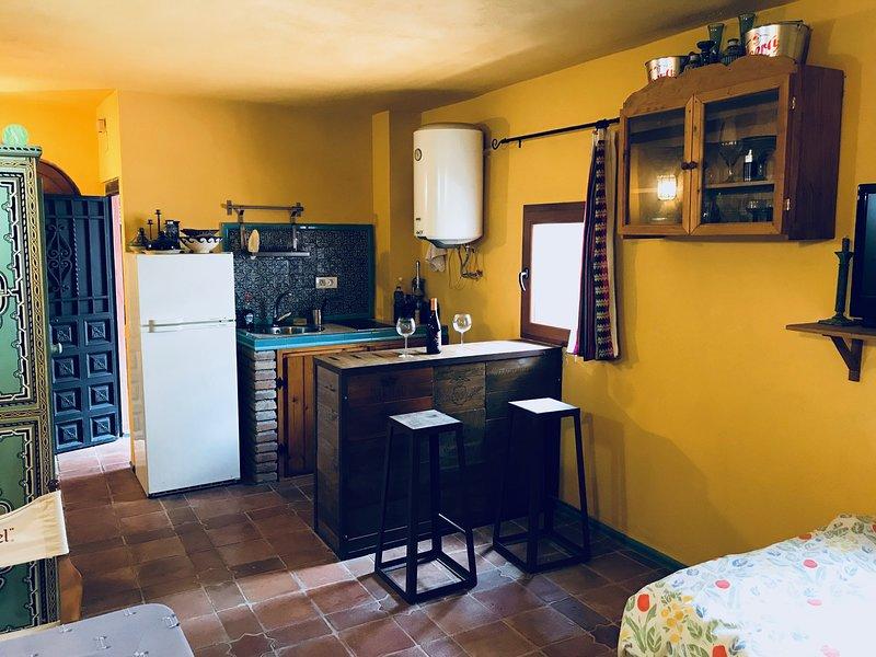 Estudio el Zoco, vacation rental in Viznar