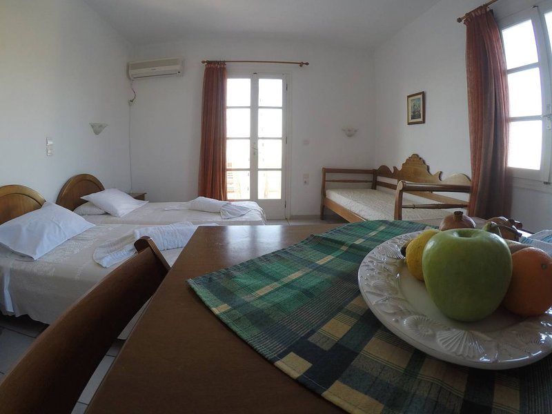 Hotel Birbas Studio 2, holiday rental in Ano Koufonissia