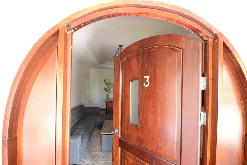 Stylish Living in Escazu, San Jose #3P, vacation rental in Curridabat