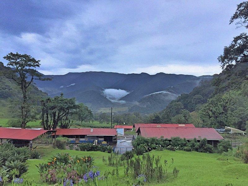 Volcán Poás Vistas
