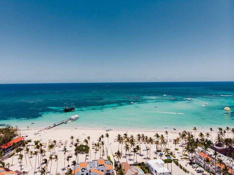 Los Corales Beach au-dessus du condo