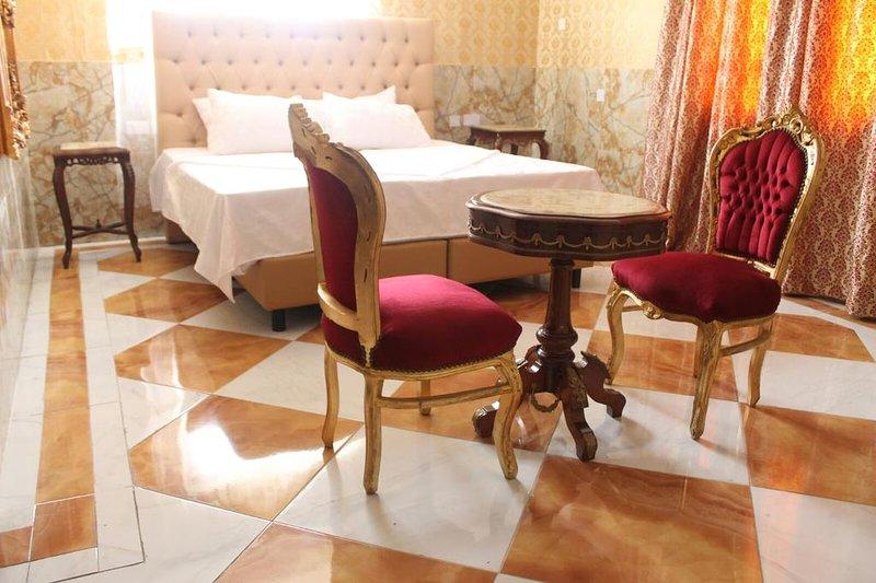 Grand Emperor Hotel Deluxe Room4, alquiler vacacional en Lekki