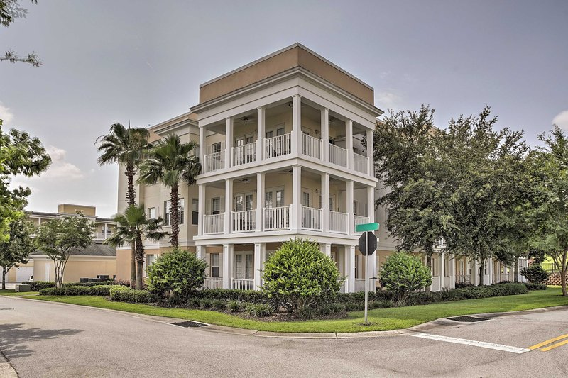 Plan your trip to this Reunion Resort vacation rental condo!
