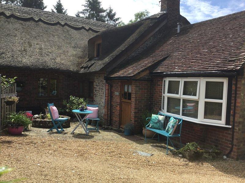 Thatched Cottage Annex, Ferienwohnung in Pulborough