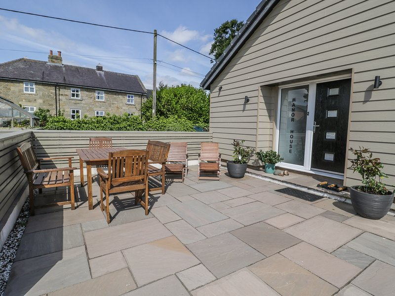 Manor House, Warkworth, holiday rental in Guyzance