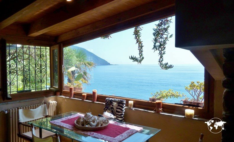 ILA12148 House Limone - Recco - Liguria, vacation rental in Avegno