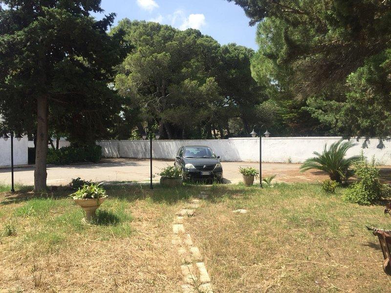 Bewaakte parkeerplaats RSERVATO
