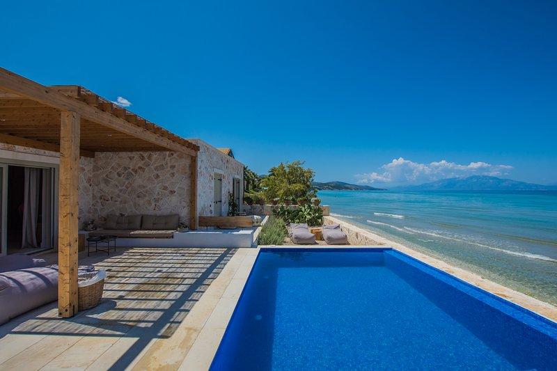 Niova Villa, holiday rental in Alykes