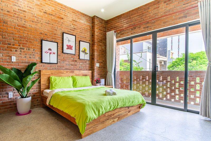 Superior stunning bedroom!