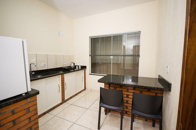 Family Room - Vila Dumont Residence Iguassu Falls, vacation rental in Foz do Iguacu