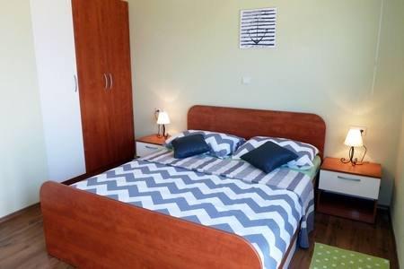 Tamaris two bedroom, alquiler de vacaciones en Arbanija