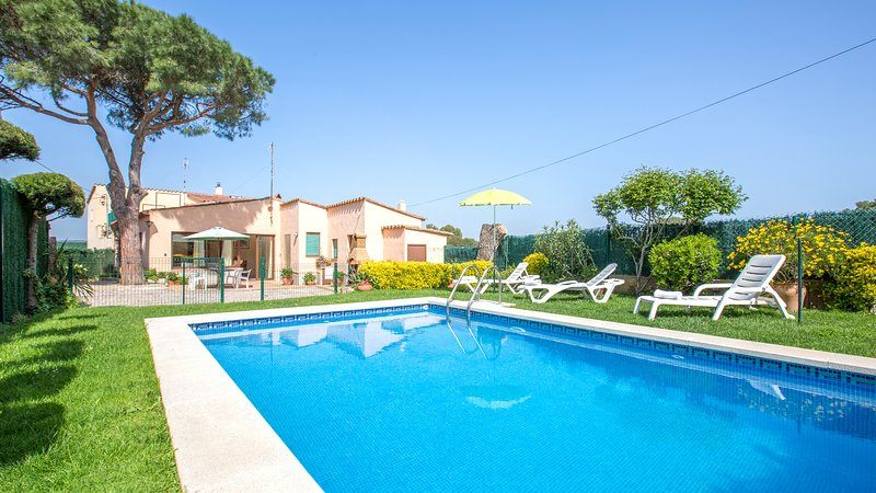 Tres Pins, vacation rental in Begur