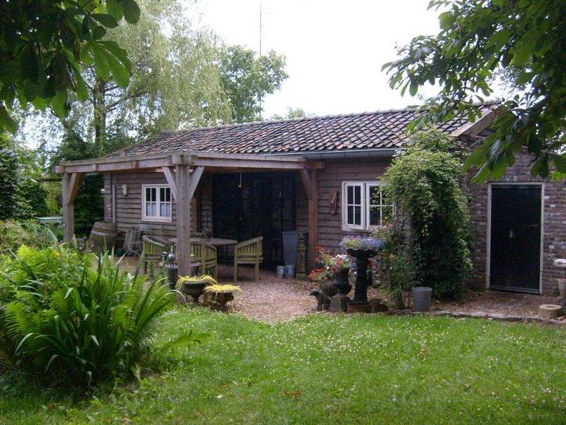 vakantiehuis Oisterwijk / natuurhuisje, vacation rental in Cromvoirt