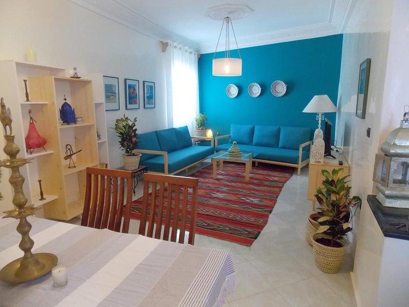 Dar lhadja - Apartment 1, holiday rental in El Jadida