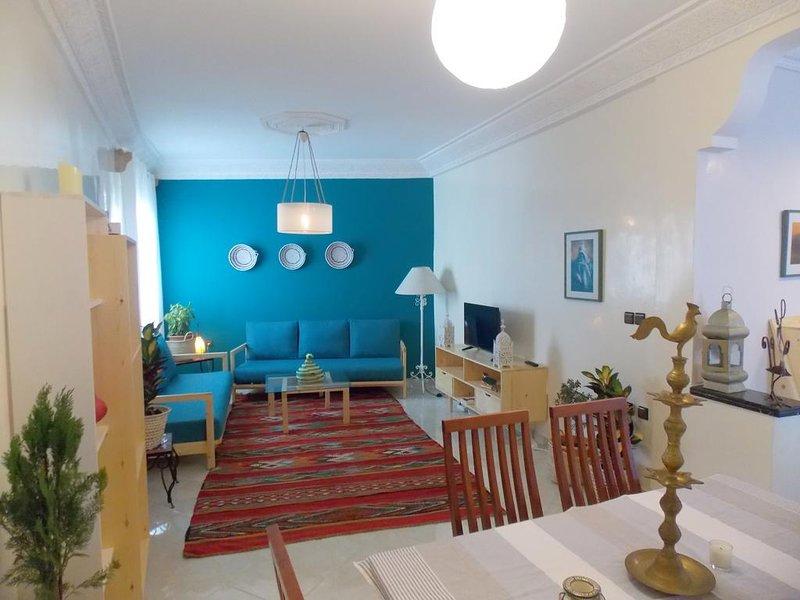 Dar lhadja - Apartment 2, aluguéis de temporada em Azemmour