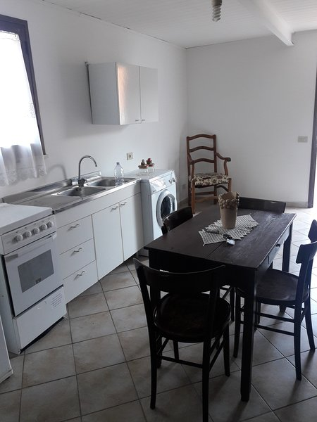 Beautiful house near the beach, holiday rental in Locogrande