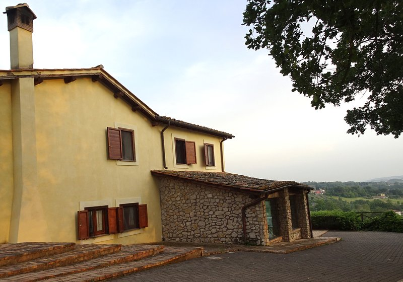 Casale Cerquabella Country House, vacation rental in Casperia