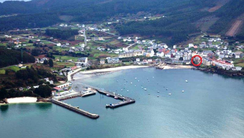 Vista de la situación de la Urbanización Mar