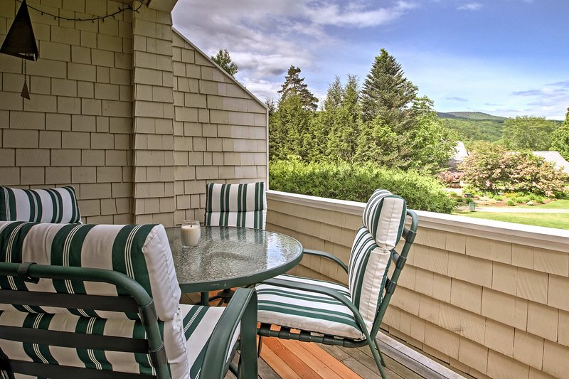 Find peace and quiet when you stay in this 3-bedroom, 2.5-bathroom unit.