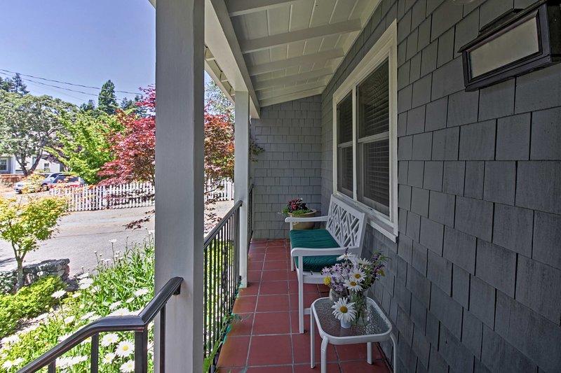 Buchen Sie Ihren idealen San Francisco Bay Area Rückzug heute!