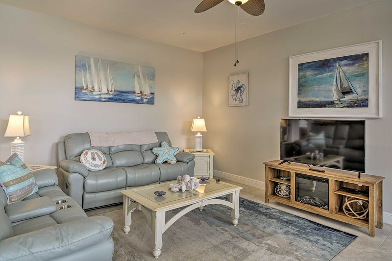 Indialantic welcomes you to this vacation rental condo!