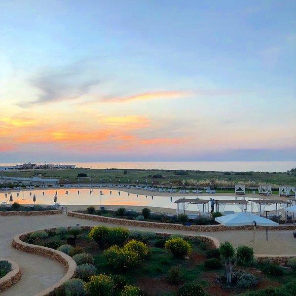 Blue Sea, Villa Grecale with pool, casa vacanza a Costa Merlata