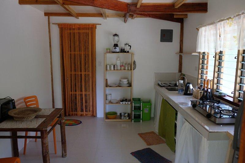Beach House 2, Kitchen