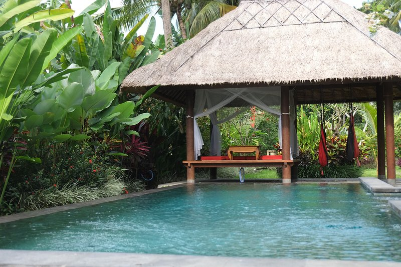 Private and Peaceful stay in Ubud, holiday rental in Lodtunduh
