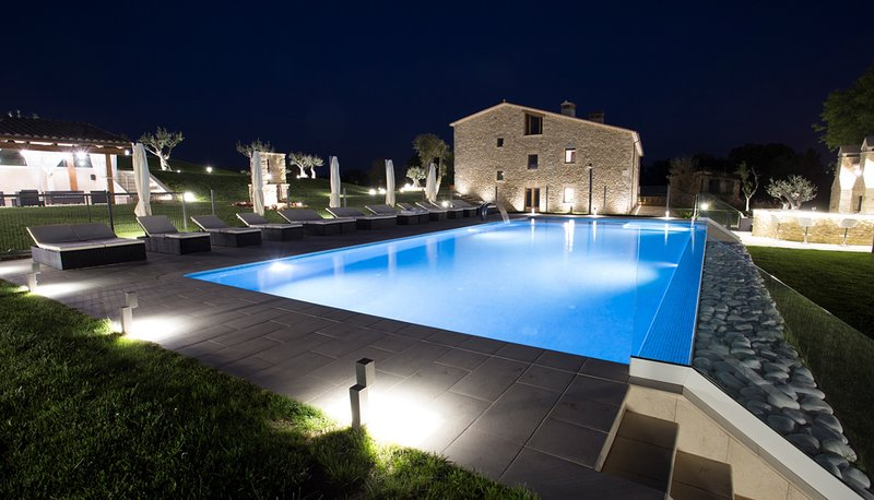 Mas Rosset - Luxury Villa Girona - Costa Brava, holiday rental in Sant Esteve de Llemena
