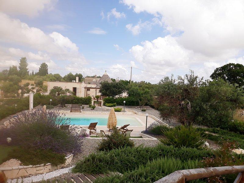 Trullo del bosco felice, vacation rental in Alberobello