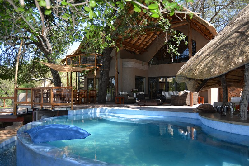 Saleda Lodge, vacation rental in Central Tuli Block